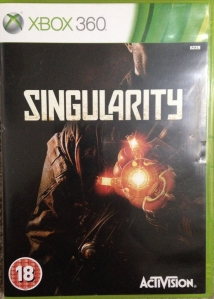 Singularity The Overend